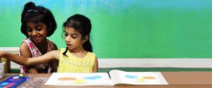 Art Classes For Kids in Jayanagar, Bangalore - Junior Pencil And Chai