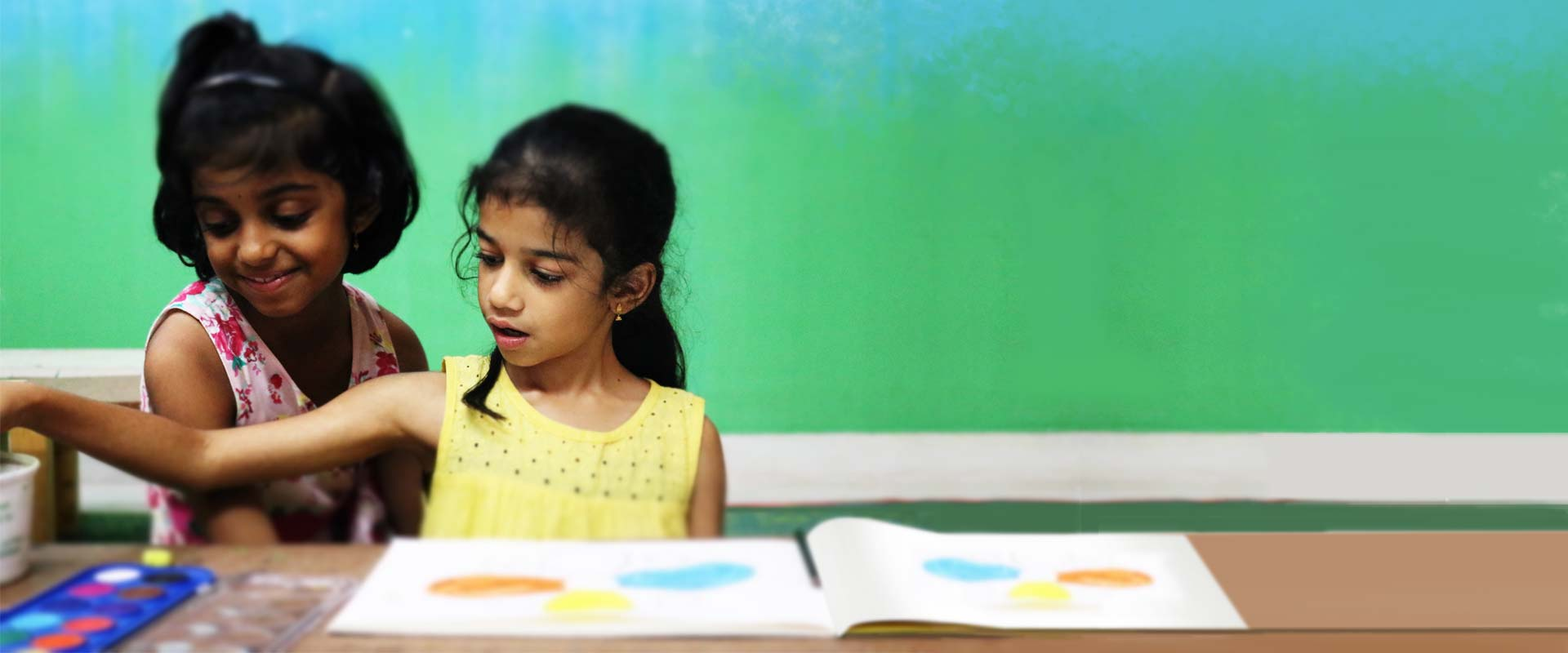 Art Classes For Kids in Jayanagar, Bangalore - Junior Pencil And Chai